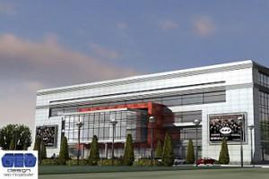 Академию Федора Емельяненко обещают построить в Белгороде к 2015 году