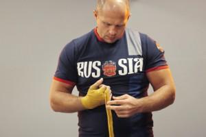 Официальный сайт Фёдора Емельяненко в ближайшее время прекращает свою работу
