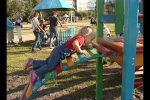 Детские площадки от ОЭМК растут как грибы!