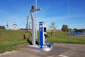 Белгородэнерго развивает зарядную инфраструктуру для электромобилей