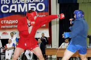 При поддержке МЕТАЛЛОИНВЕСТа в Белгородской области впервые прошел Чемпионат России по боевому самбо