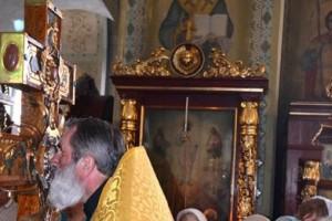 Крест-мощевик с частицей Ризы Господней – вновь на старооскольской земле