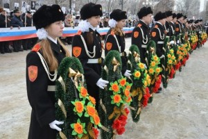План митингов, посвященных Дню освобождения Старооскольского округа от фашистских захватчиков