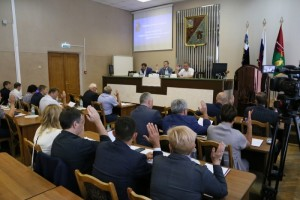 Состоялось очередное заседание Совета депутатов территории