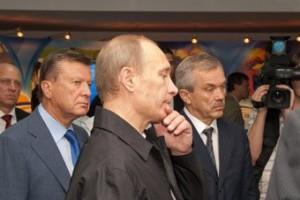 Сегодня в Белгородскую область с рабочей поездкой прибывает  Владимир Путин