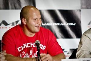 Фёдор Емельяненко может снова выступить под эгидой Strikeforce