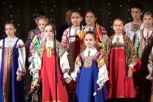 Праздничный концерт в Доме творчества «Славянский»
