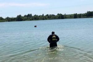 """В Старом Осколе утонул мужчина в районе """"Песчаного карьера"""""""