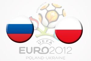 Россия - Польша.Хозяева дали бой.