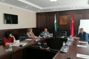 Рабочие встречи с представителями администраций Белгородской области