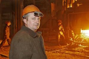 Заслуженный металлург РФ Анатолий Миршавка