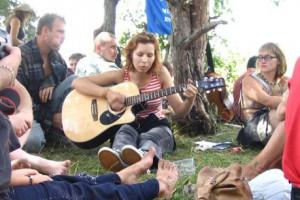 Международный фестиваль авторской песни и поэзии «Оскольская лира-2012»